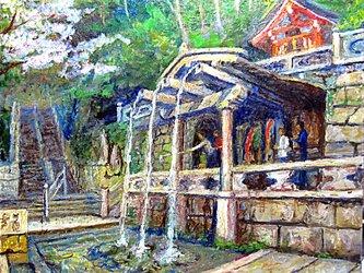 音羽の滝の画像