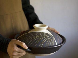 土鍋 オーシャン様オーダー品の画像