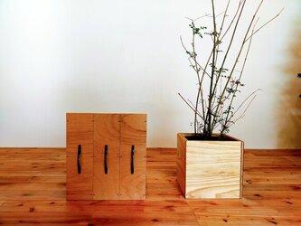 ■おしゃれに収納 木製ファイルボックス(A4)/ファイルケース/木製/おしゃれ/シンプル/ラーチ合板/インテリア/美しいの画像