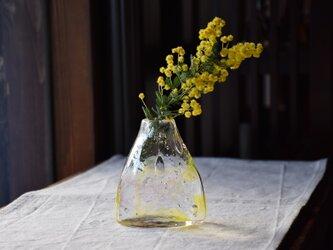 konoha花瓶すぼみくちきいろの画像