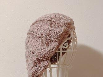 Springベレー帽の画像