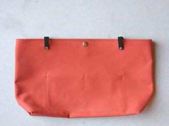 【受注製作】RIGHE用インナーバッグ 〈 Orange 〉の画像