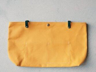 【受注製作】RIGHE用インナーバッグ 〈 Yellow 〉の画像