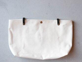 【受注製作】RIGHE用インナーバッグ 〈 White 〉の画像
