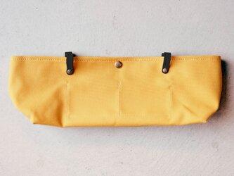 【受注製作】BARCHETTA用インナーバッグ 〈 Yellow 〉の画像