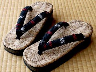 『日光下駄』8寸3分(約25~26cm)■栃木県の伝統工芸品■手仕事一点物【在庫有り】の画像