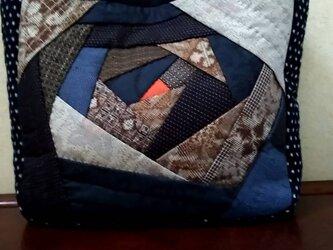 No.206 プレスキルトのバッグの画像