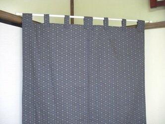 暖簾 お店のようなのれん ~90cm丈調整いたしますの画像
