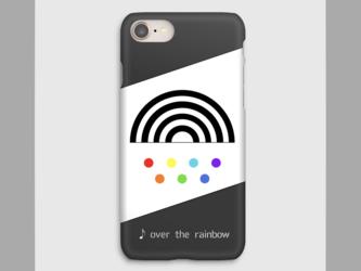 Over the Rainbow・ジャズスマホケース(JAZZ Phone Case・Over the Rainbow)の画像