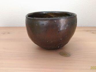 黒汲み出し茶碗の画像