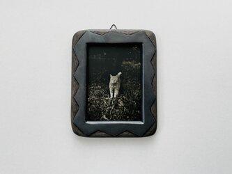 銀塩写真フレームの画像