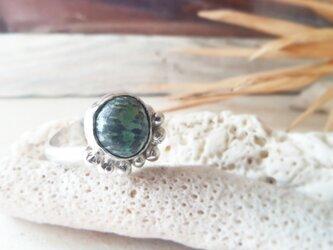 【12号】 turquoise silver925 ringの画像