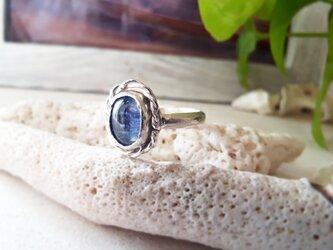 【10号】kyanite silver925 ringの画像