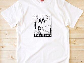 てすりすべりだい 【 Tシャツ 】の画像