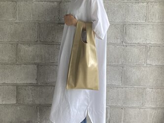 marché BAG(GOLD)の画像