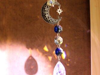 月光の雫サンキャッチャー ☆ Swarovski Crystal使用 [数量限定]の画像