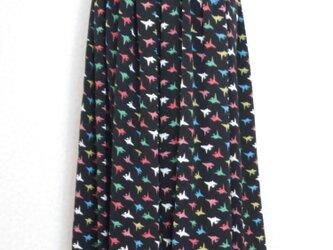 ギャザースカート 7095の画像