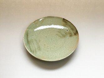 鉄絵 中皿の画像
