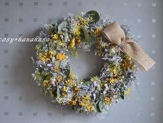 【母の日2021】デージーの小花wreathの画像