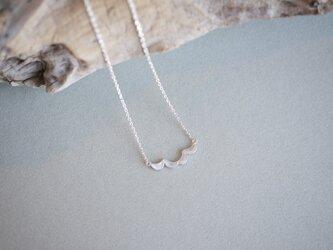 ヌスビトハギのネックレスの画像