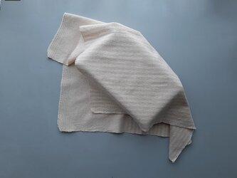 手織布 #1 〈organic cotton〉の画像