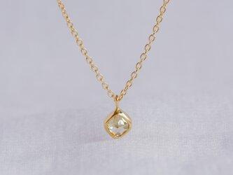 Morning Dew Diamond Necklaceの画像