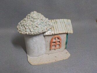 家 オブジェの画像