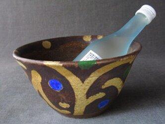 黄瀬戸唐ワインクーラー 陶芸家オリジナル陶器(31)の画像