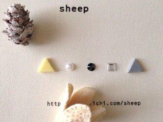 sheepの華奢ピアス 5点セットNo②の画像