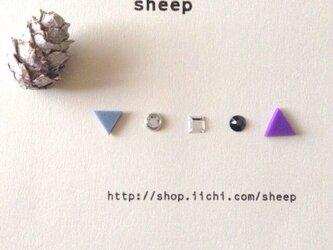 sheepの華奢ピアス 5点セットNo⑥の画像