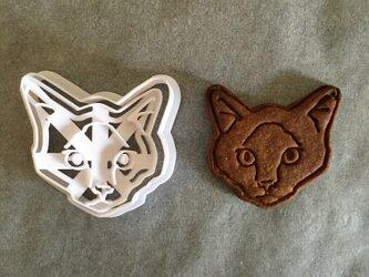 猫 クッキー 型の画像