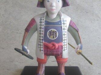少年武者の画像