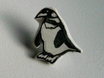 ペンギンピンバッチ(e様専用)の画像