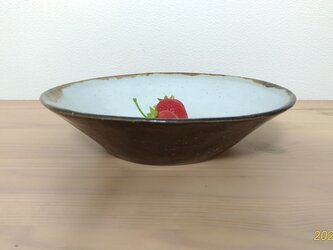 平皿(カレー、パスタ皿)の画像
