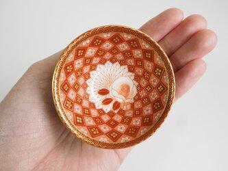 ミニ盃 椿の画像