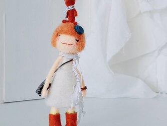 【アタマニクマ】Coparan's Doll…羊毛造形の画像