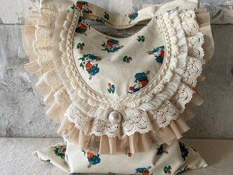 vintage  cloth  bag (a)の画像