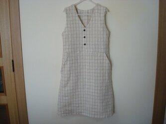 リネン!「夏のジャンパースカート」の画像