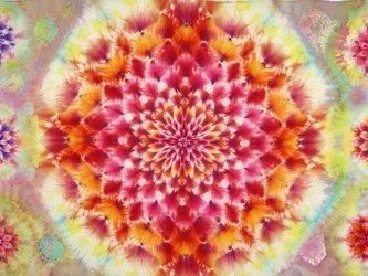 タイダイ染め タペストリー Hippies Dye最新作 HD13-77の画像