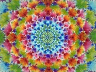 タイダイ染め タペストリー Hippies Dye最新作 HD13-78の画像