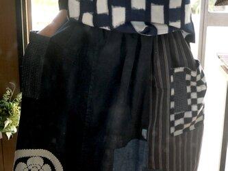 古布いろいろのギャザースカートの画像