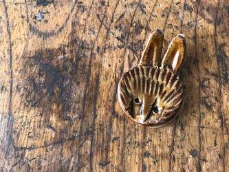 箸置き ウサギ 2の画像