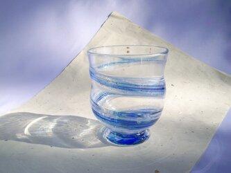 色雲母グラスの画像
