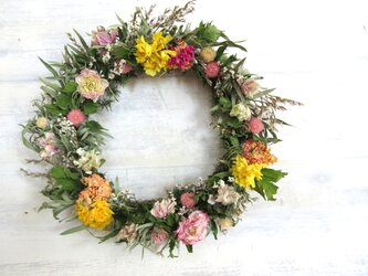 母の日に 花いっぱい Aの画像