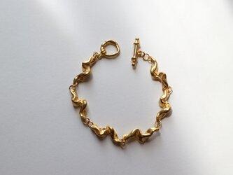 Crotchet rest braceletの画像