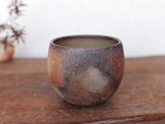 備前焼 フリーカップ(大) f2-026の画像