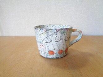 マグカップ パンダの画像