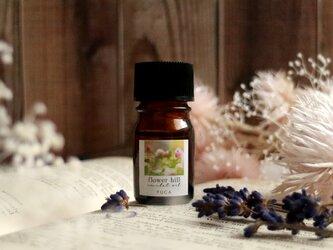 night time amulet oil《flower hill》| 花の絨毯広がるスリープオイルの画像