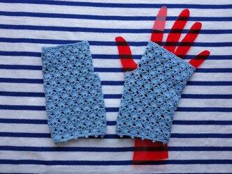 フィンガーレスグローブ/Blue Grayの画像