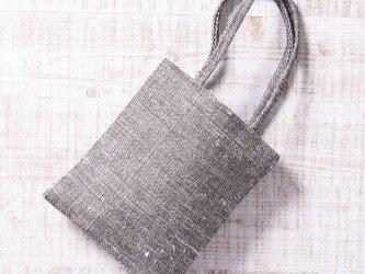 トートバッグS グレーの画像